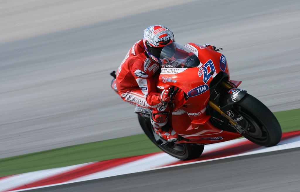 Casey Stoner Ducati Marlboro Team